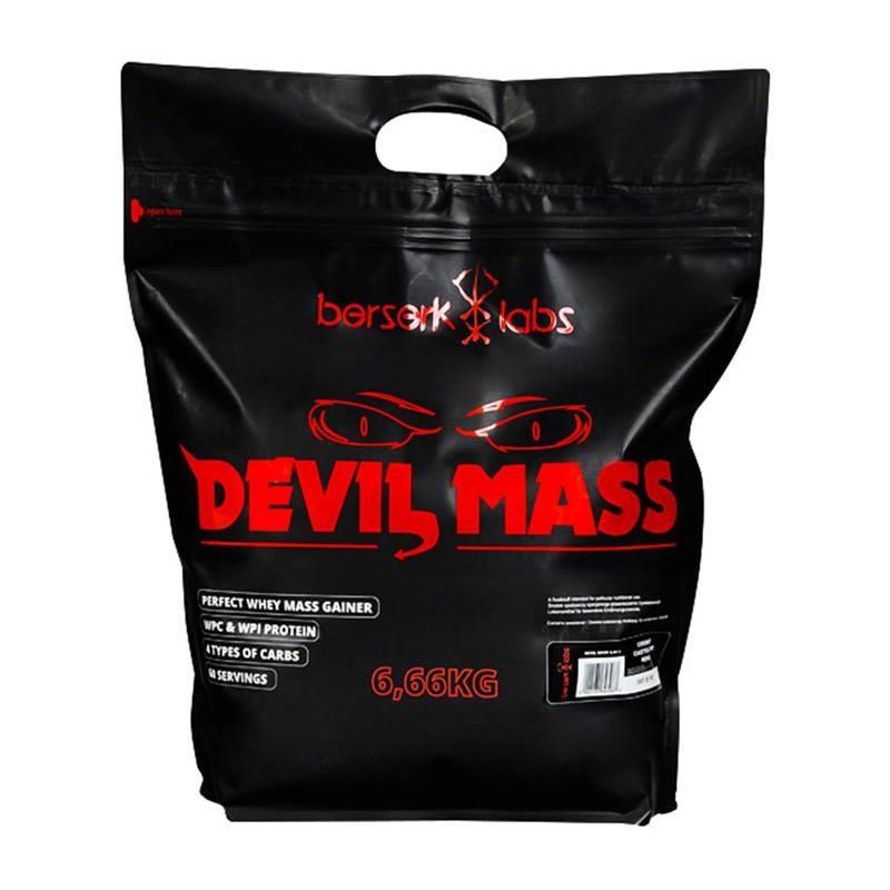 devil mass